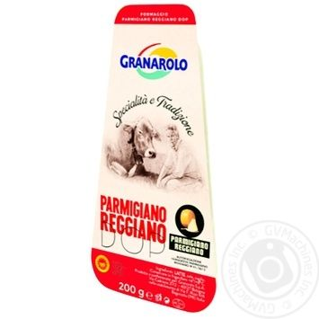 Сир Granarolo Parmigiano Reggiano 32% 200г