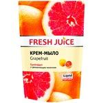 Fresh Juice With Grapefruit For Body Liquid Soap