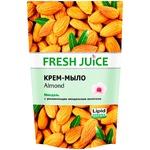 Мыло жидкое Fresh juice миндаль дой-пак 460мл