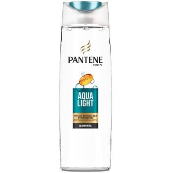 Шампунь Pantene Pro-v Aqua Light 400мл - купить, цены на Метро - фото 3