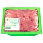 Печень Наша ряба цыпленка-бройлера охлаждённая 650г - купить, цены на Метро - фото 1
