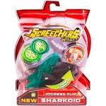 Іграшка  Screechers Wild S2 L1 Шаркоїд Машинка-трансформер