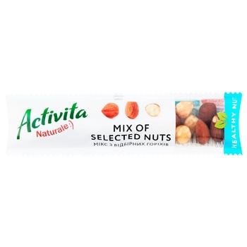 Ореховый микс Activita 30г - купить, цены на Фуршет - фото 1