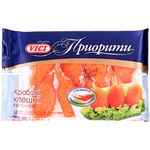 Vici with vegetables precooked crab croquet 250g