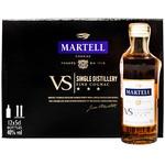 Коньяк Martell VS 40% 0,05л