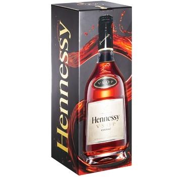 Hennessy V.S.O.P Cognac 40% 0,5l - buy, prices for Novus - image 1