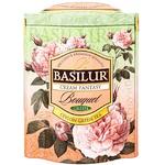 Чай Basilur зелений листовий з/б 100г