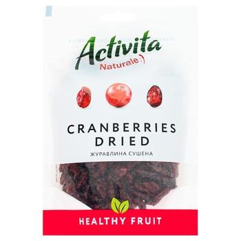 Клюква Activita Healthy Fruit  сушеная 120г - купить, цены на Фуршет - фото 1