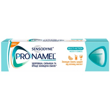 Sensodyne Pronamel Complex Toothpaste 75ml - buy, prices for Auchan - photo 1