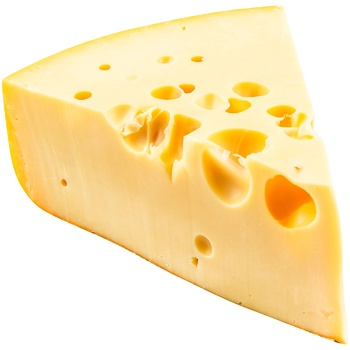 Сыр Maestro Маасдам 45% - купить, цены на Метро - фото 1