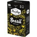 Paulig Brazil Dark Roast Coffee Natural Fried Ground 450g