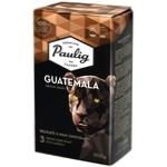 Кофе Paulig Guatemala натуральный жареный молотый 500г