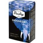 Кофе Paulig Indonesia натуральный жареный молотый 450г
