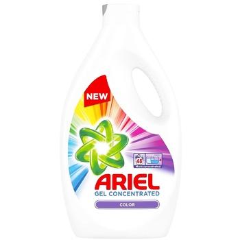 Ariel Color Washing gel 2,2l