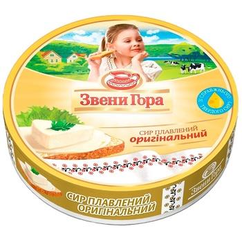 Сир Звени Гора Оригінальний плавлений порційний 50% 140г