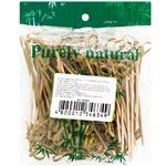 4Horeca Skewer Bamboo Knot 9cm 100pcs