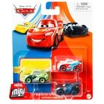 Cars 3 Racers Toy Set