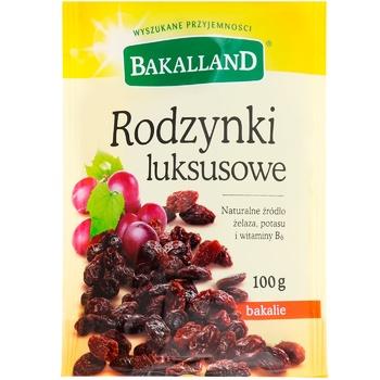 Bakalland Jumbo raisins 100g
