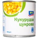 Кукуруза Aro сахарная 420г
