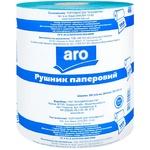 Полотенца бумажные Aro рулонные