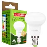 Світлодіодна лампа Eurolamp LED R50 6W E14 3000K - купити, ціни на Метро - фото 1