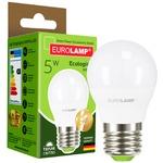 Лампа светодиодная Eurolamp LED G45 5W E27 3000K