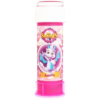 Safiras Soap Bubble Bottle 60ml - buy, prices for Auchan - image 1
