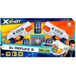 Zuru X-Shot 2X Reflex 6 Blaster Toy