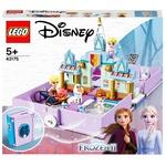 Lego Adventures Anna and Elza Constructor