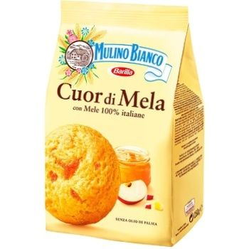 Mulino Bianco Cuor di mela Cookie with Apple 250g - buy, prices for Metro - image 2