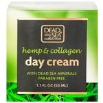 Dead Sea Day Cream Hemp 50ml
