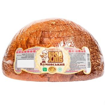 Хлеб Riga Хлеб Кумовской 300г - купить, цены на Восторг - фото 5