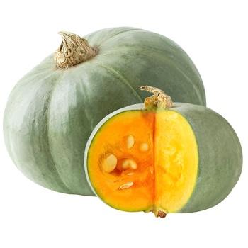 Тыква Мускатная зеленая кг - купить, цены на Метро - фото 1