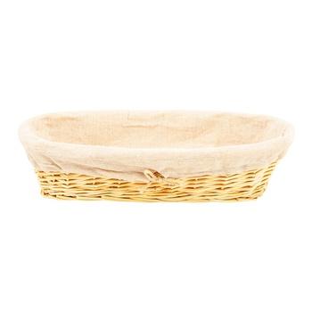 Корзина для хлеба Metro Prof овальная 40х15x10см