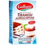 Galbani for tiramisu uht cream 26% 1l
