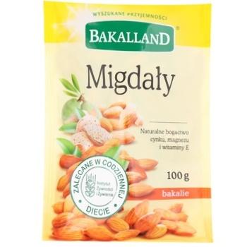 Bakalland almond 100g