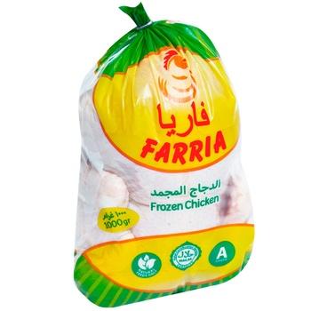 Farria Chicken Carcass Frozen 1,3kg