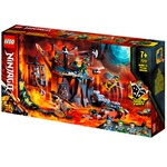Конструктор Lego Ninjago Путешествие в подземелье