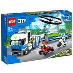 Конструктор Lego City Перевізник гелікоптер