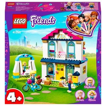 Конструктор  Lego Friends Дім Стефані - купити, ціни на Ашан - фото 1