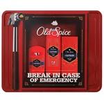 Подарунковий набір Old Spice Captain Grooming Tin для чоловіків