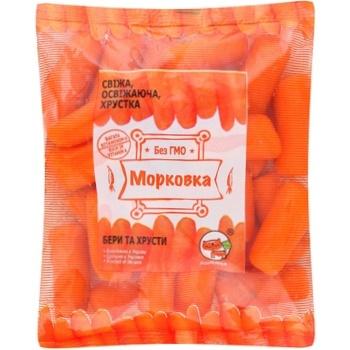 Carrot sticks Vovka Morkovka 450g - buy, prices for Auchan - image 4