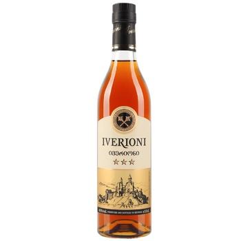 Iverioni Georgian Brandy - buy, prices for Metro - photo 2