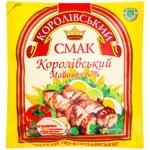 Майонезный соус Королевский Вкус 67% 340г
