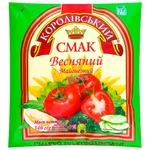 Korolivsky Smak Vesnyanyy Mayonnaise Sauce 40% 340g