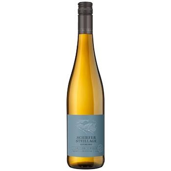 Вино Edition Terroir Riesling Schiefer белое полусладкое 12% 0,75л