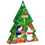 Новогодний подарок Roshen №6 21 Новогодняя ёлка 380г