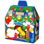 Roshen №11 New Year's Gift Fireplace 599g