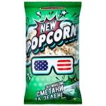 Mr`Corn Popcorn Sour Cream and Greens 70g