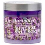 Dead Sea Body Scrub with Lavender Oil 660g